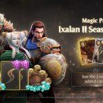 《Magic: ManaStrike》更新 依夏蘭II 賽季登場