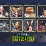 《TERA Online》展開新的篇章 公開TERA BATTLE ARENA模組第三波英雄人物特色