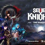 網石第一款NS遊戲 《Seven Knights -Time Wanderer-》即將在11月5日推出
