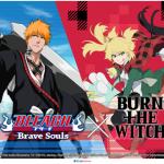 『BLEACH:Brave Souls』×『BURN THE WITCH 龍與魔女』聯名合作活動開跑!專屬周邊抽獎活動同步實施!