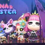 國產Q版放置型手遊《瑪娜與魔物 MANA & MONSTER 》於11月19日展開菁英刪檔封測