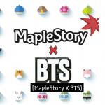 《楓之谷M》攜手全球「楓之谷」IP 與「頂尖男團BTS」展開史詩級的合作!