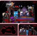 《崩壞3rd》出展決定!2021台北國際電玩展·EVA聯動紀念展出