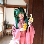 Singing Cosplayer Hikari公佈她於龍口寺拍攝的 Kurousa P(黒うさP) Feat.初音未來「千本櫻」的翻唱影片