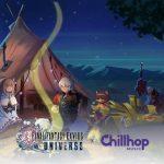 《FF EXVIUS UNIVERSE》 x 《Chillhop Music》跨界合作!即日遊戲內聯動活動正式開跑,音樂合輯上架至線上串流影音平台!