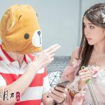 新一代女神「陳欣妍」 X 「熊仔頭」首度合演 為武俠MMO鉅作《天涯明月刀M》拍攝遊戲穿越劇微電影廣告!