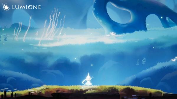 圖3 遊戲唯美畫風